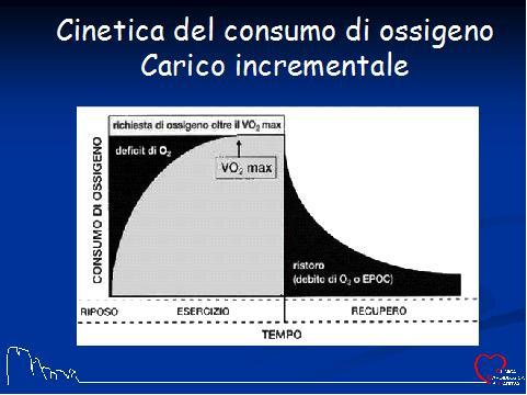 Cinetica del consumo di ossigeno