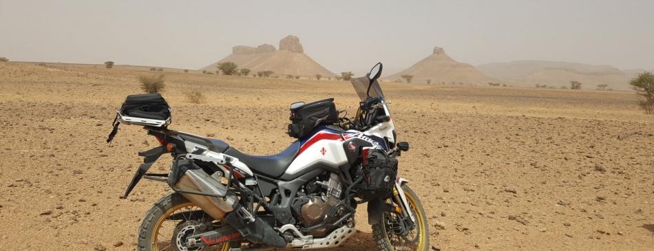 Desert Moto